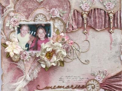 Memories - Step by Step Tutorial