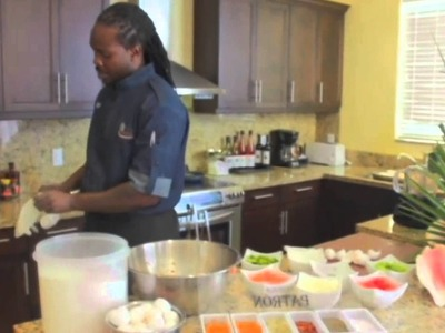 Crackpot Kitchen : Conch Fritters Episode