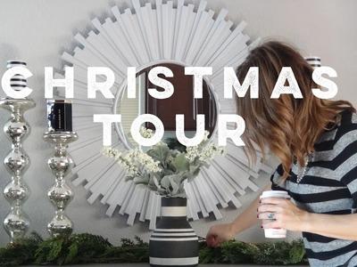 | CHRISTMAS HOME DECOR TOUR | 2016