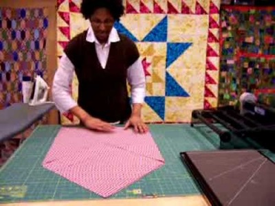 Making Bias Strips Using a Fabric Die-Cutting System