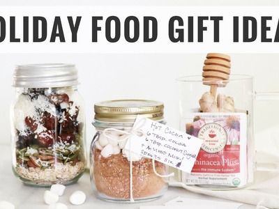 Quick & Healthy Holiday Gift Ideas! Collab with Do It On A Dime | Healthy Grocery Girl