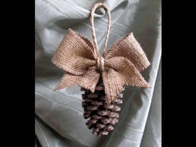 THIRTEEN Easy and Creative Pine Cone Crafts You Can DO IT YOURSELF