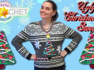 Ugly Christmas Sweater - DIY