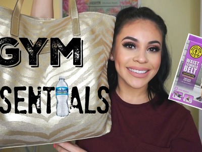 What's In My Gym Bag? | Essentials + How To Freshen Up After Workouts