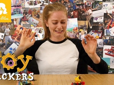 Bug Bots, Toy Hackers How-To-Build (feat: Simone Giertz)