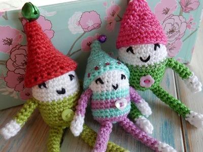 Christmas Elf Crochet Tutorial
