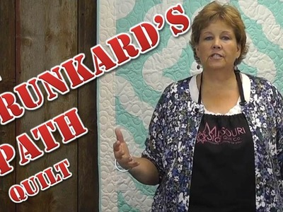 Drunkard's Path II - Quilt Blocks Made Easy