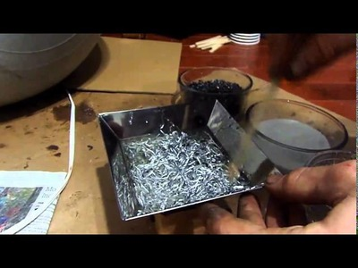How to Make an Orgone Pyramid
