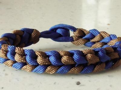 How To Tie The River Bar Paracord Survival Bracelet
