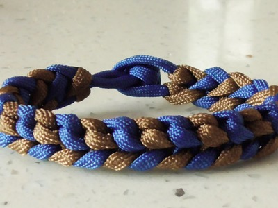 How To Tie The River Bar Paracord Survival Bracelet