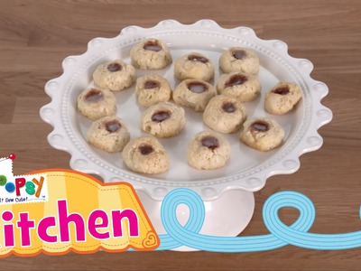 Lalaloopsy Kitchen:  How To Make Strawberry Scones l  Episode 4 l Lalaloopsy