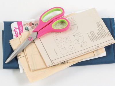 Learn to Sew: Pattern Basics