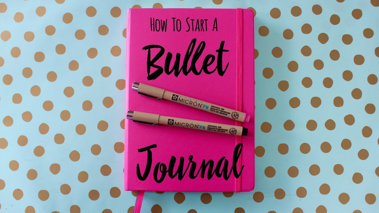 How to write a bullet background paper