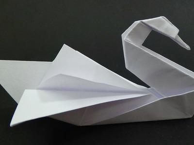 Comment faire un canard en papier.Origami Ducks.step bye step
