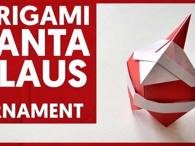 [DIAGRAM] Origami Santa Claus Ornament (Hideo Komatsu)