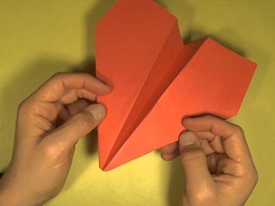 How to fold an Amelia Earhart