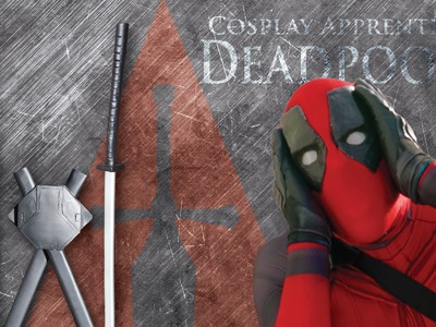 How to make Deadpool Costume - Deadpool's Swords and Back Sheath