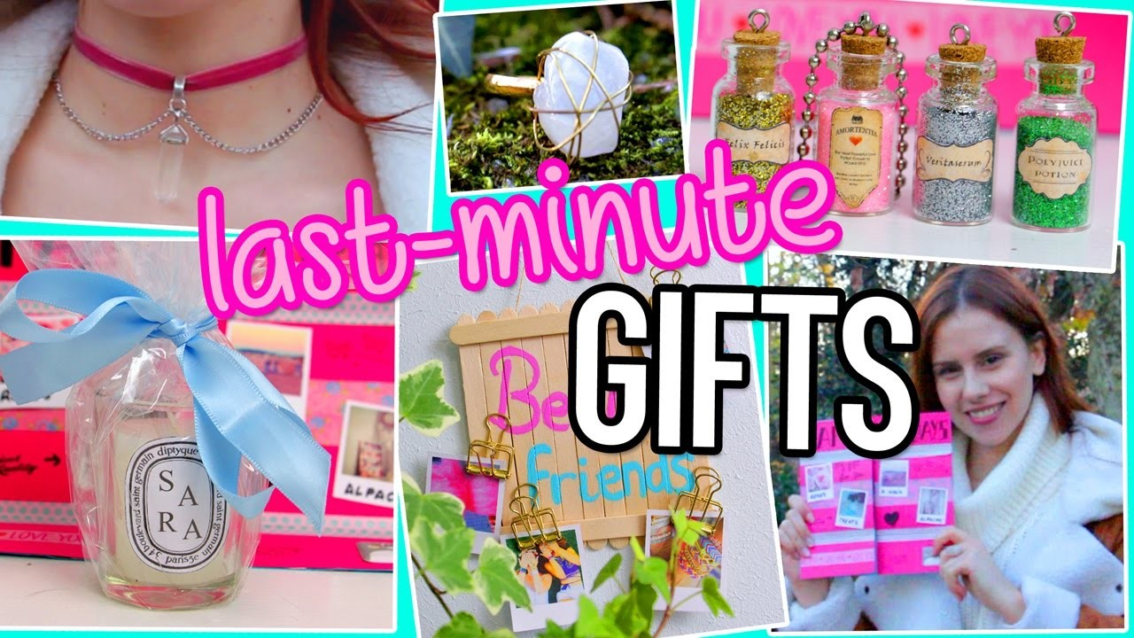 Last Minute DIY Christmas Gifts Ideas You NEED To Try! For BFF, Boyfriend, Parents.