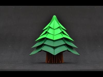 Origami: Christmas Tree (Jo Nakashima )