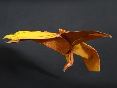 Origami: Eagle ( Joseph Wu )