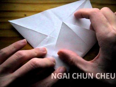 Origami Gift Envelope (Tutorial)