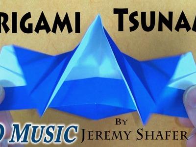 Origami Tsunami by Jeremy Shafer (no music)