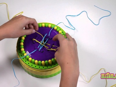 3 of 6 • How To Make A Box Knot Lanyard With Your My Circle Of Creativity™