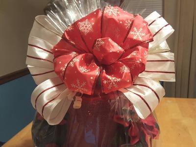 Bathroom Gift Basket Tutorial - GiftBasketAppeal