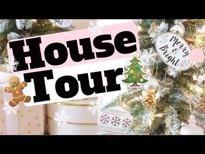 CHRISTMAS HOUSE TOUR 2016! CHRISTMAS DECOR TOUR