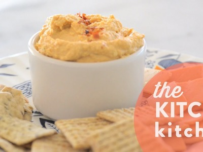 How to Make Pumpkin Hummus. Living Deliciously