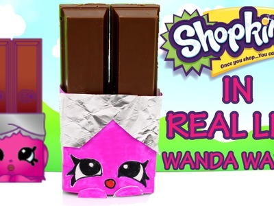 Shopkins in Real Life #13 WANDA WAFER From Shopkins Season 3