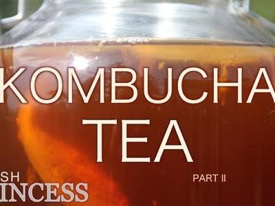 How to Brew (and Flavor) Kombucha Tea: Part II  |  Fresh P