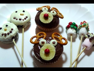 LAST MINUTE- Christmas Delicious Treats Ideas-VERY EASY !!!
