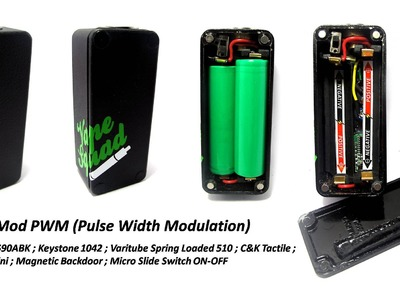 DIY Box Mod PWM (Pulse Width Modulation)