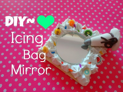 DIY- Icing Bag Mirror