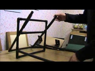 Easy Book Scanner Part 1 The component parts and how it is constructed an overview