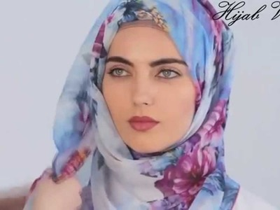 Hijab Tutorial for summer 2016|  hijab pashmina| Scarf Style For Schools