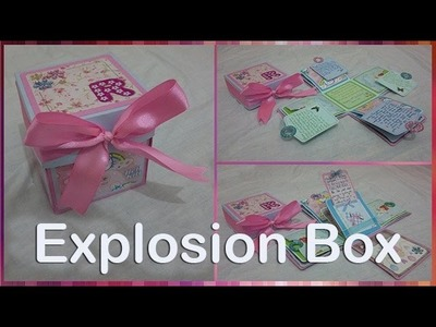 How to make an Explosion Box