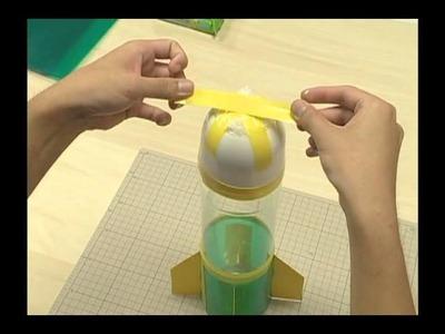 Step by Step water Rocket building Tutorial part 2