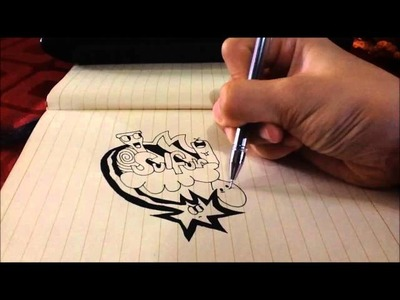 Tutorial on How to doodle for beginners