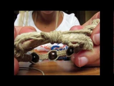 UPDATED: How to make an adjustable knot