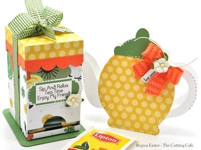 Watch Me Work Wednesdays Epsoide 4 Tea Box Gift Set