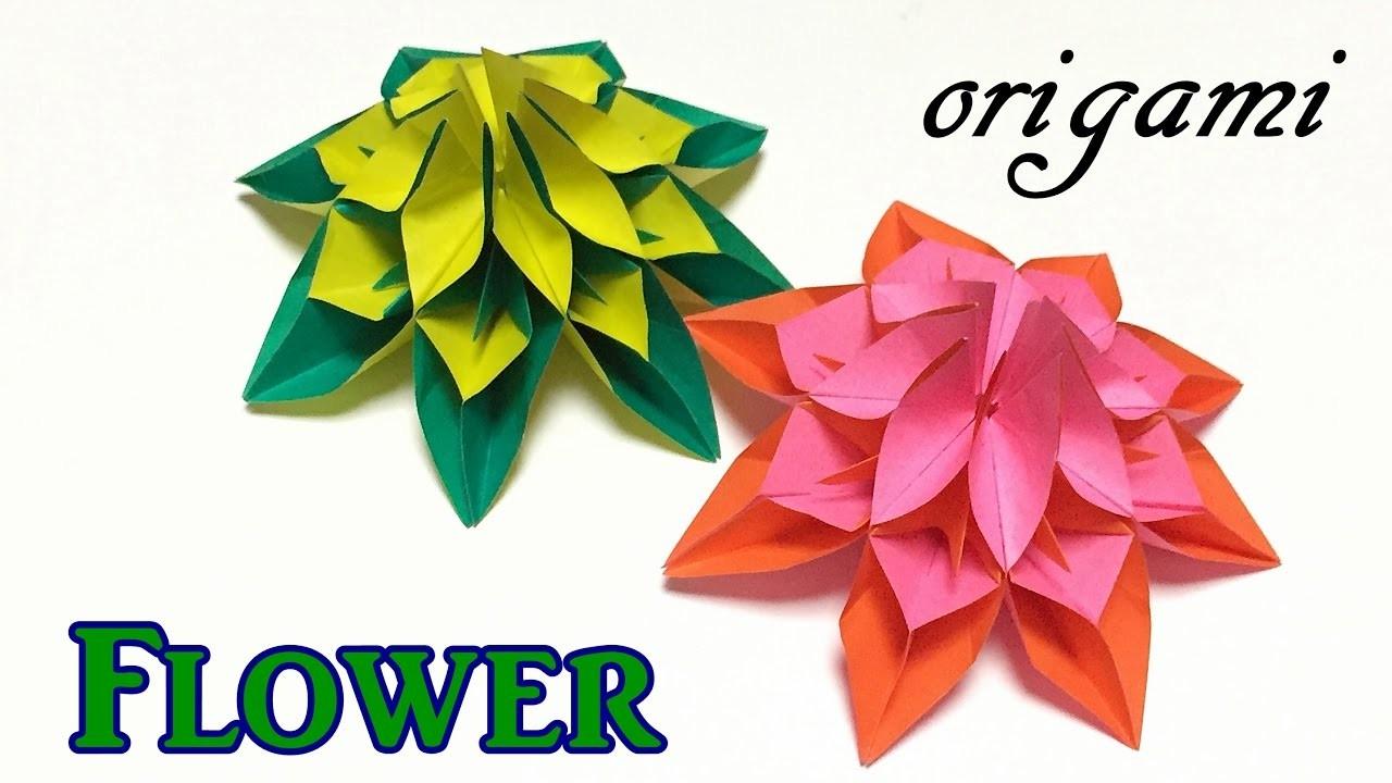 Paper Folding Flowers Pdf Flowers Healthy