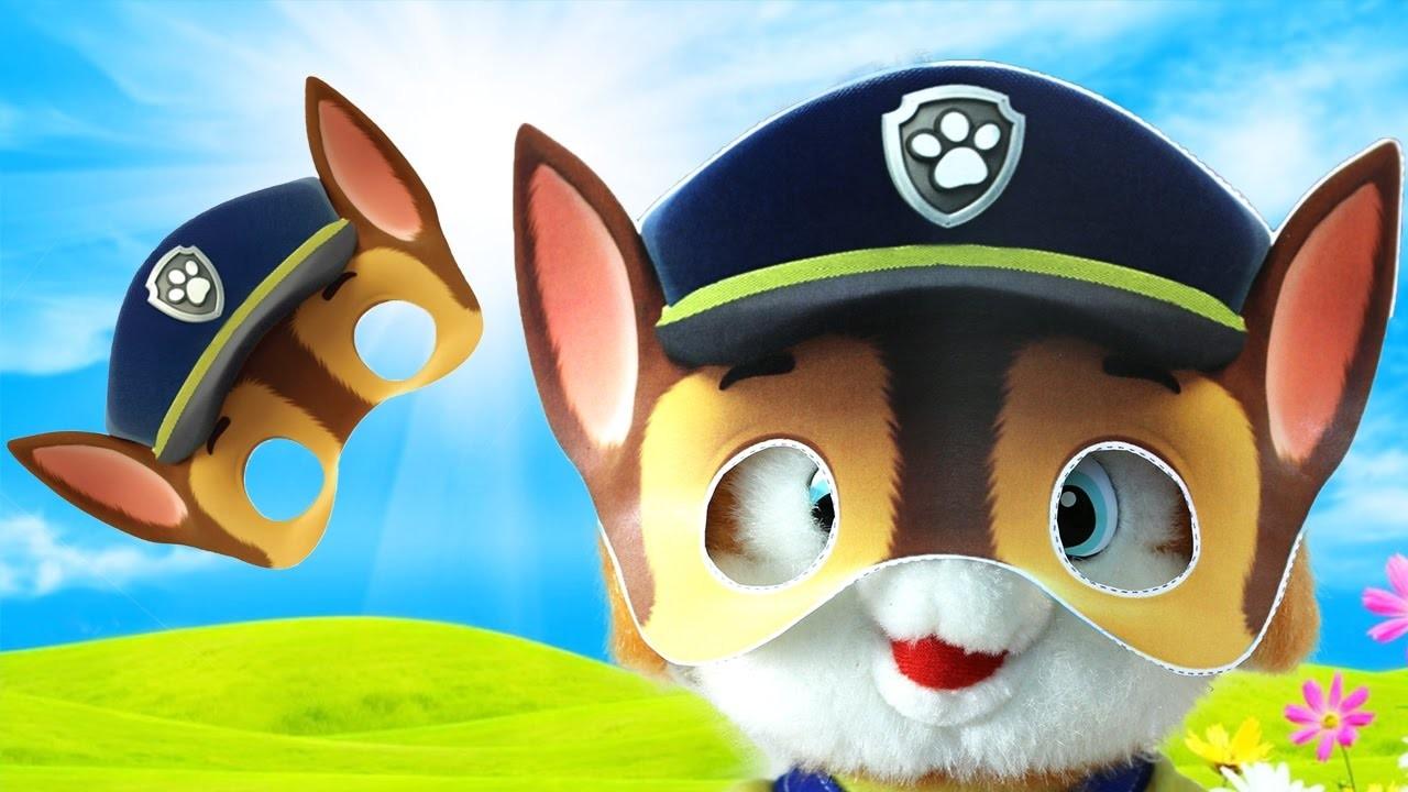Как сделать щенячьи патруль 294