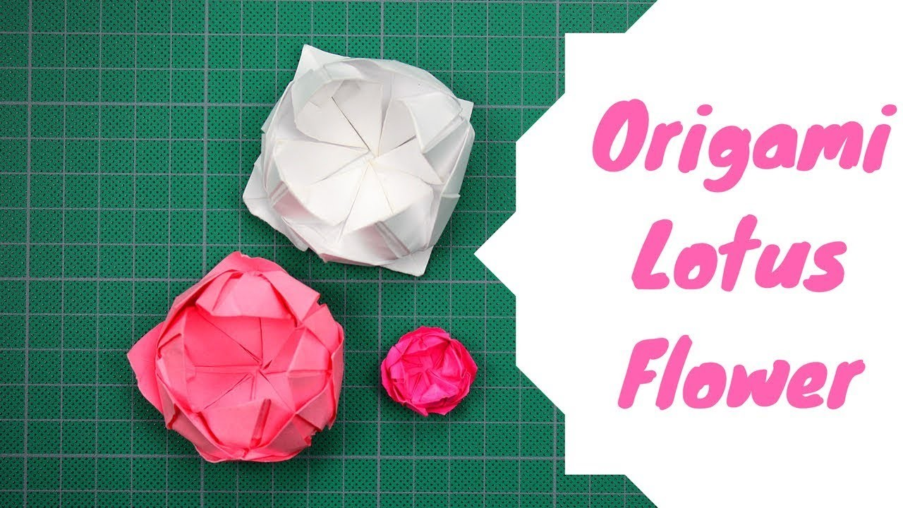 How to make origami lotus flower 9728050 114searchfo origami activities create secret boxes goodluck animals izmirmasajfo Images