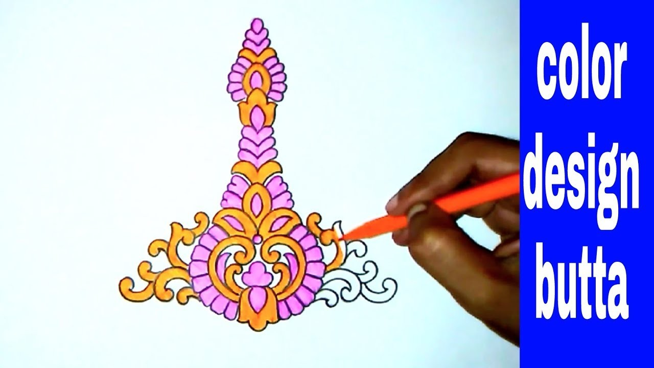 Colorful Flower Designs To Draw  PENCIL DRAWING COLLECTION