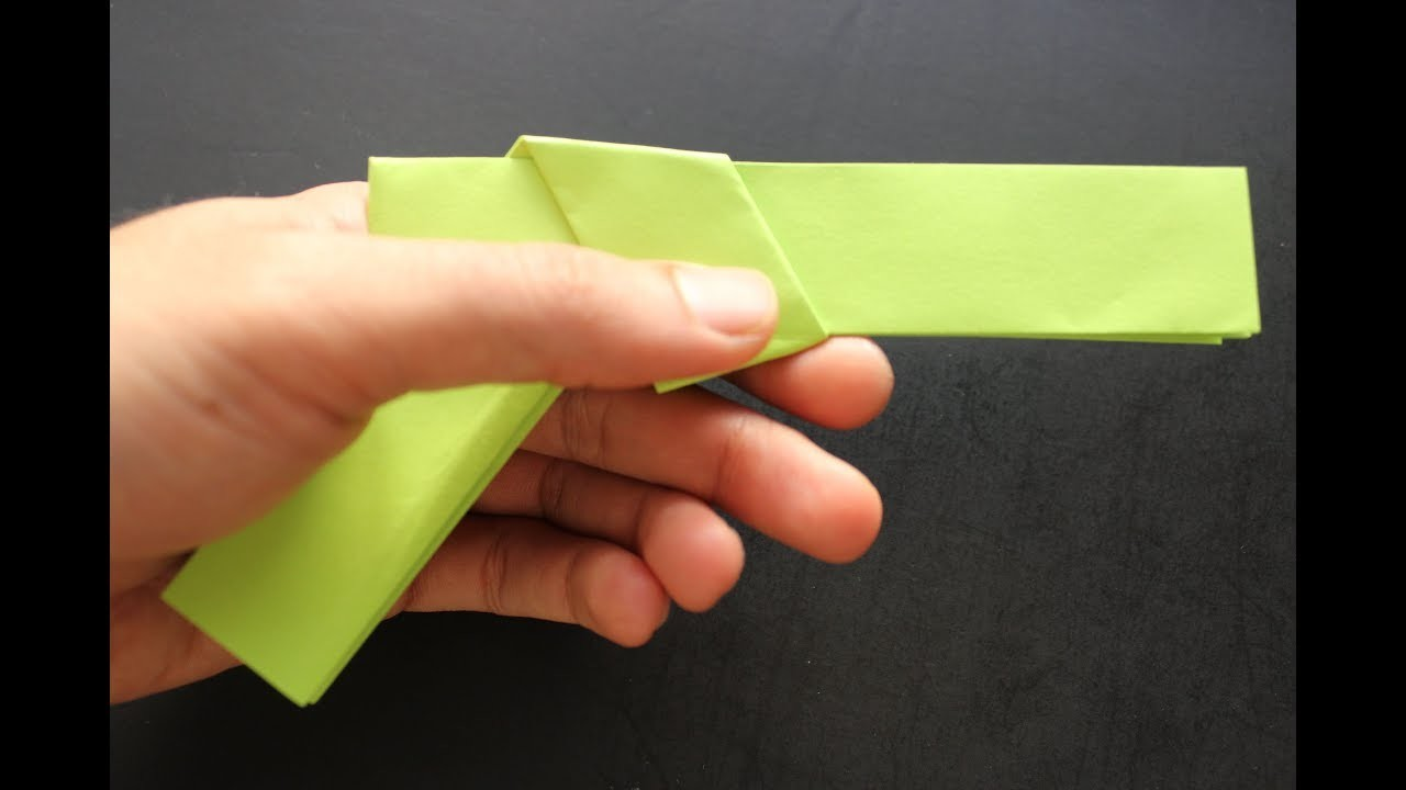 How to make an origami paper popper 2270961 114searchfo how to make an origami boomerang robs world youtube jeuxipadfo Image collections