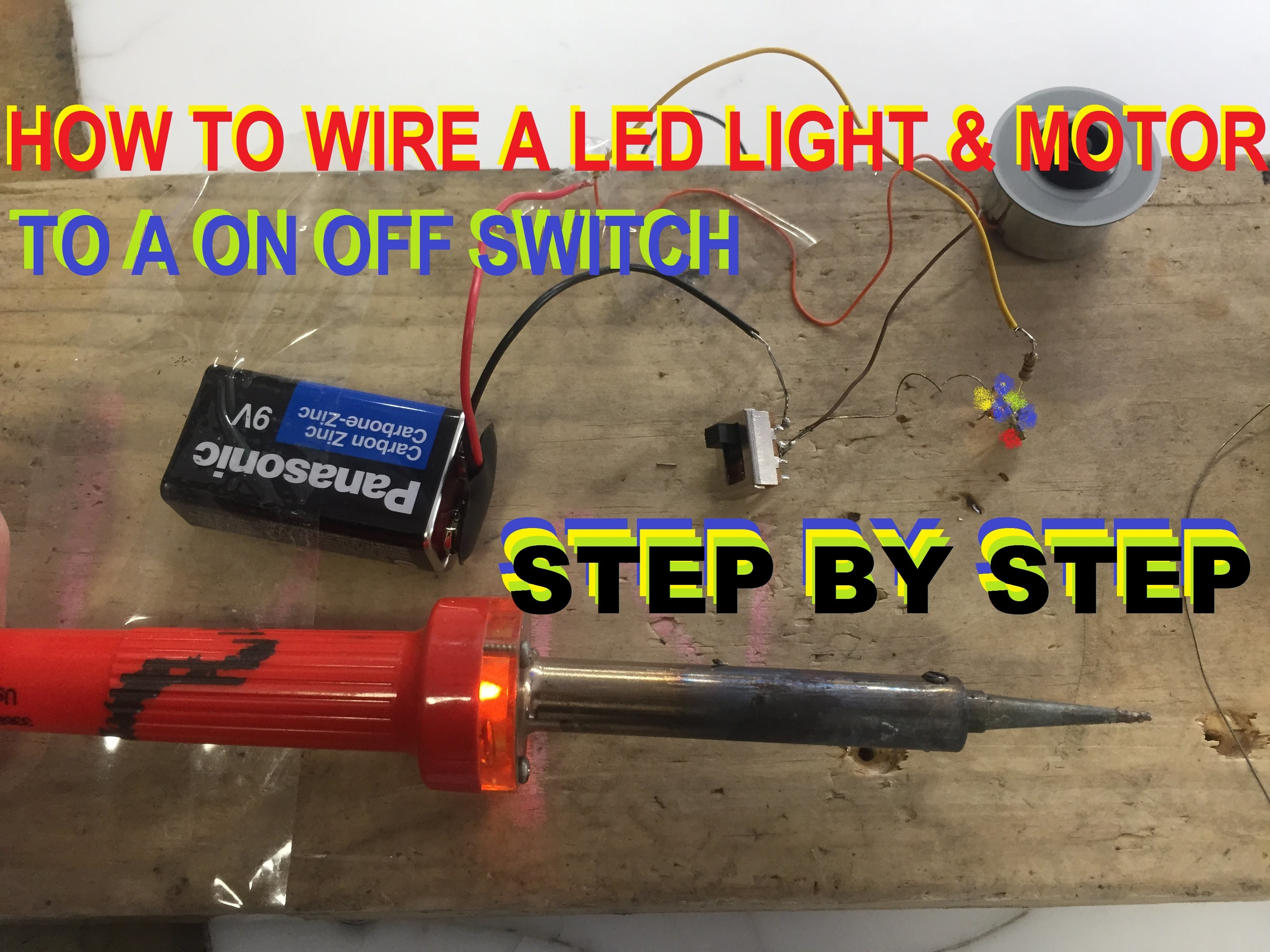 How to wire