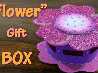 Ana   DIY Crafts - Flower gift box