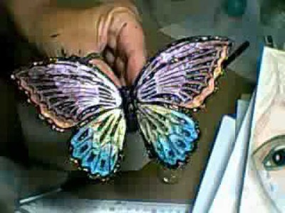 Another one of Tammy's Butterflies - Jennings644
